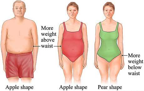 diabetes body type